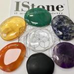 Set di Pietre per Meditazione