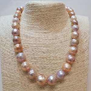 collana gold pearl, IStone