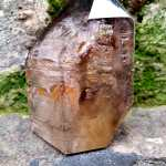Punta di Quarzo Fumè