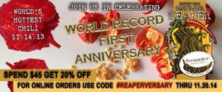 BANNER guinness record anniversary nov 2014 resized