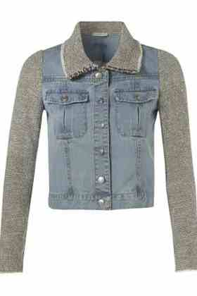 By Zoé Mickey Jacket, Grey £200