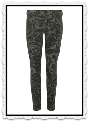 Citizens of Humanity Thompson mid-rise stretch-corduroy skinny jeans £255