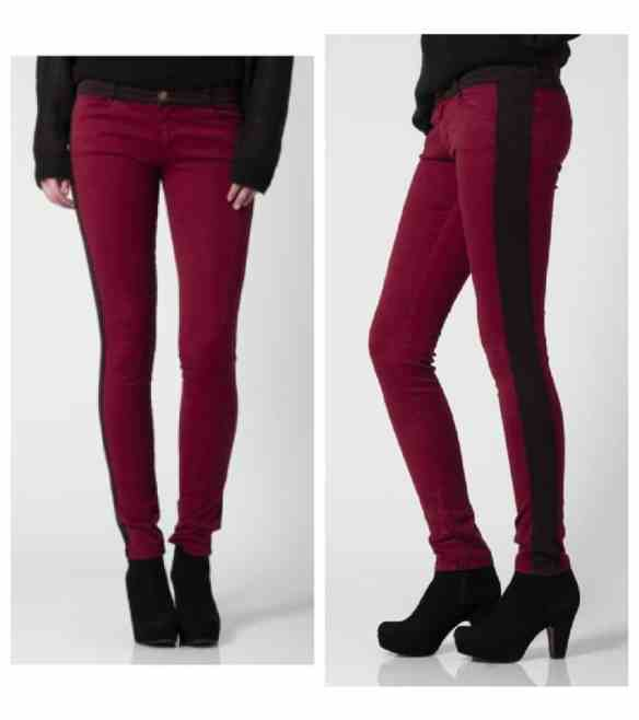 Current/Elliott Rider Legging - Crimson  £215.00