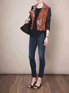 Frame Denim Le Skinny de Jeanne mid-rise skinny jeans (137998) £193