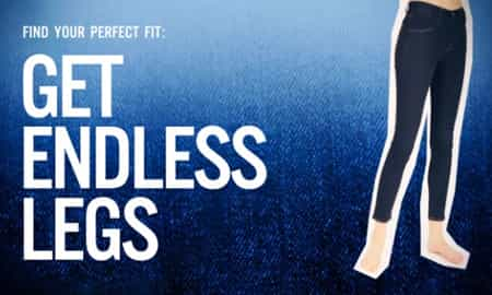 FLATTER YOUR HIPS, GET ENDLESS LEGS, SHOW OFF CURVES WITH SELFRIDGES FIT FINDER VIDEO -PART 1