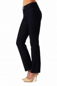 (NYDJ) Not Your Daughters Jeans Marilyn Classic Straight Mid Rise Straight-Leg in Hollywood  Regular Price: £149.95  Sale Price: £99.00