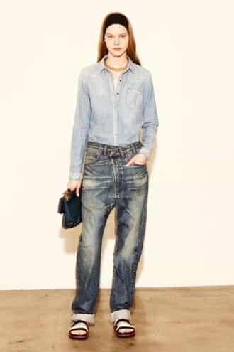 Denim trends, boyfriend jeans ,Elizabeth-and-James-