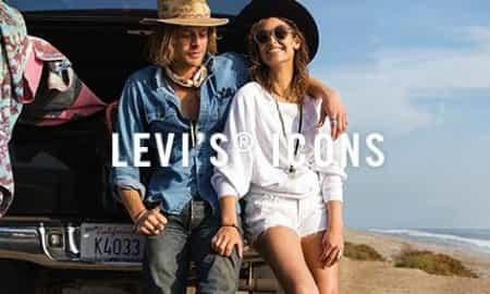 Levis Secret sale