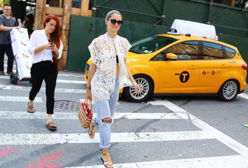 street style ss15 NYFW