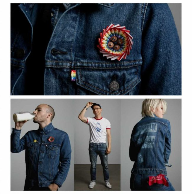 levis gay pride collection