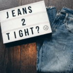 HOW TO STRETCH YOUR JEANS EASILY 1 TO 2 INCHES