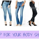 MY SECRET WAY TO SHOP FOR YOUR SHAPE FOR JEANS