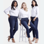 CURVY GIRLS RULE OK, TOP DENIM PICK'S FOR HOURGLASS & PEAR SHAPE.
