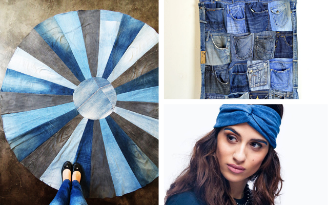 upcycle old denim 640