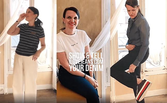 show & tell Michelle Berkley