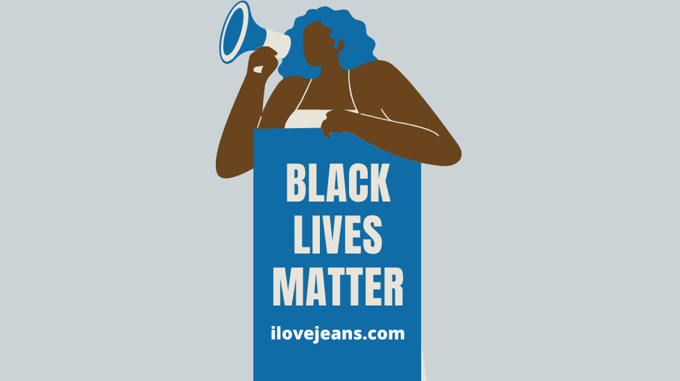 black lives matter at ilovejeans.com