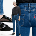 TRIED & TESTED: Levi's® 721 High Rise Skinny Jeans WATER< LESS