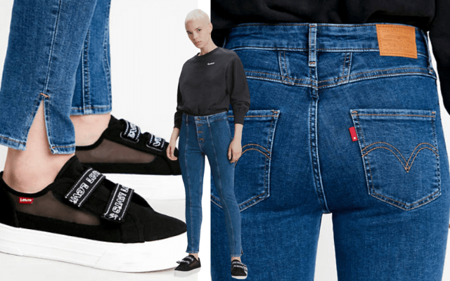 Tried & Tested Levi's® 721 High Rise Skinny