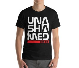 Unashamed Unisex T-Shirt