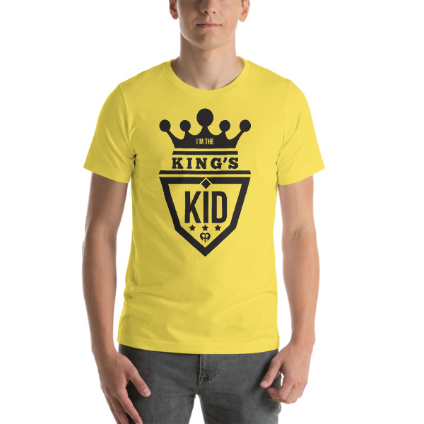 Kings Kid Unisex T-Shirt