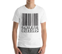 Rated B Unisex T-Shirt