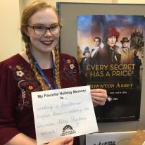 Caroline: from Youth Services, Main Library