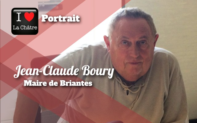 Jean-Claude Boury, Maire de Briantes