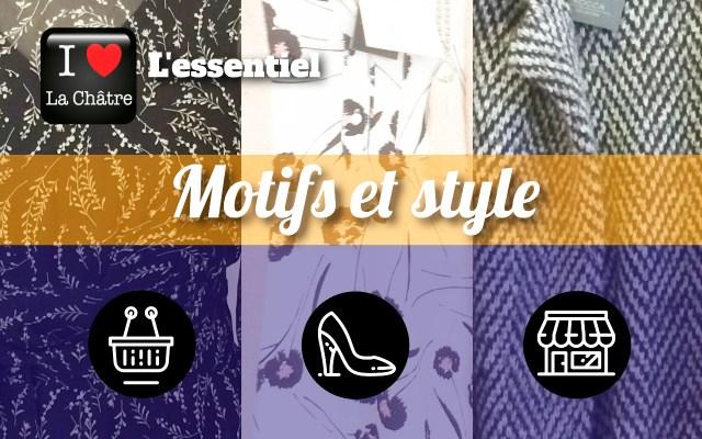 Mode automnale à La Châtre et Neuvy
