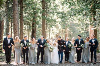 Outdoor wedding venues in lake arrowhead