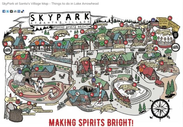 Winter Family Vacation at Skypark
