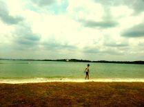 Clean beach - nice!