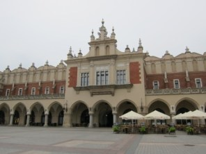 Another side of the Cloth Hall