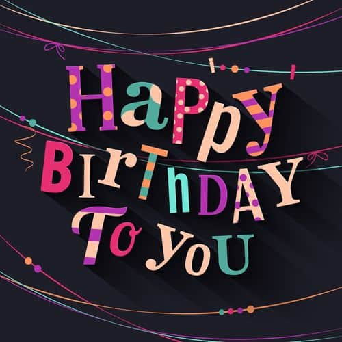 Happy birthday to you pictures free download