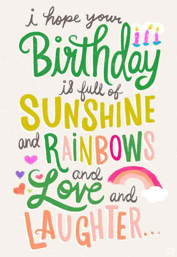 Lovely happy birthday images quotes