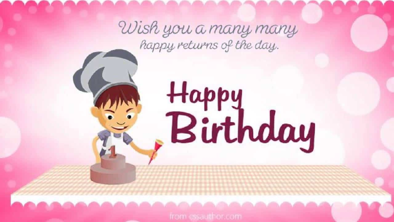 50 Happy Birthday Images For Him With Quotes