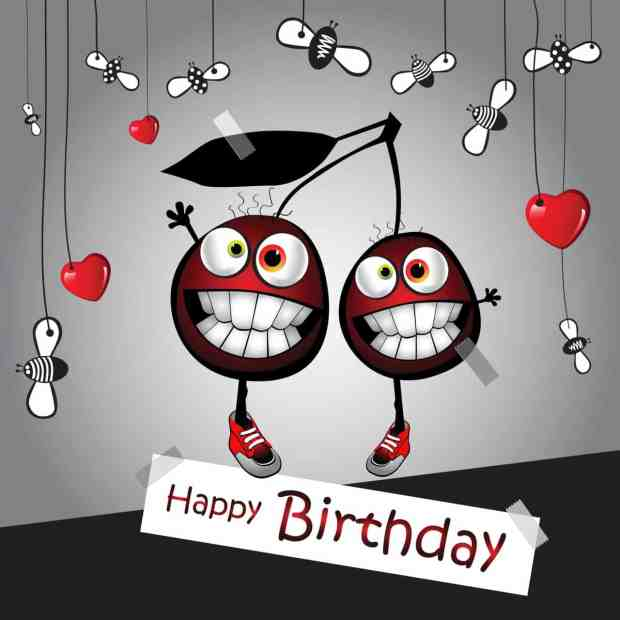 Happy birthday funny cards for him wallpaper download