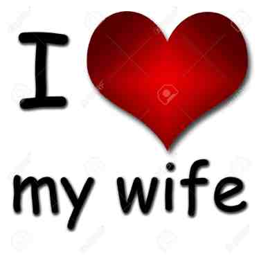 I love my wife picture quotes