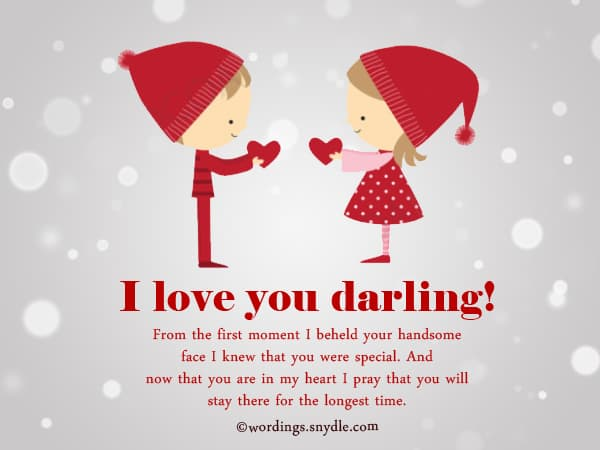75 Romantic I Love You Quotes For Her, Images And Memes