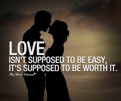 her Love from heart the quotes for