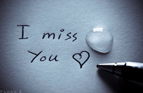 Miss U Quotes Mesmerizing 48 Cute 'I Miss You' Quotes For Him Her With Images ILove Messages