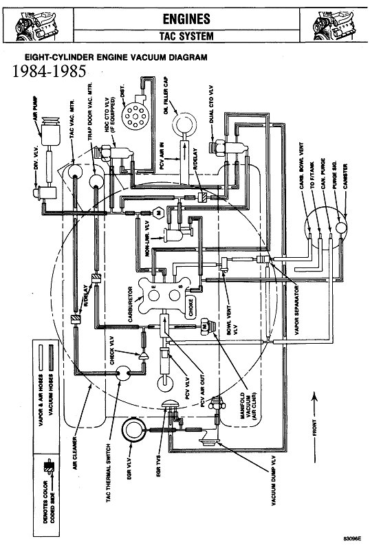 84 Toyota Pickup Carburetor Diagram, 84, Free Engine Image