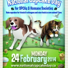 National Cupcake Day – February 24th, 2014