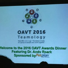 Ontario Association of Veterinary Technicians Conference & Awards