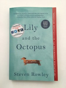 Lily and the Octopus, by Steven Rowley
