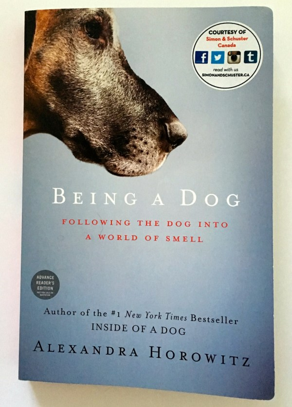 Being A Dog - Following The Dog Into A World of Smell By: Alexandra Horowitz