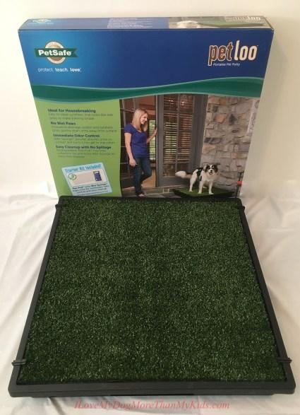 Pet Loo Portable Pet Toilet by PetSafe Canada - Review #sp