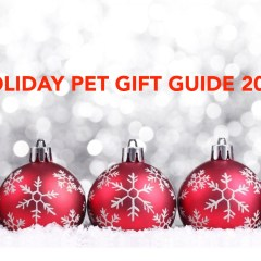 Holiday Pet Gift Guide 2017