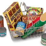Win a Melissa & Doug Grocery Basket with Play food giveaway from Gummy Lump, 4/1