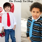 Win 2 Boys Ties from The Trendy Tot Shop, Ends Feb 10