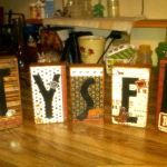 Win a Set of Monogrammed Personalized Blocks, Ends March 18